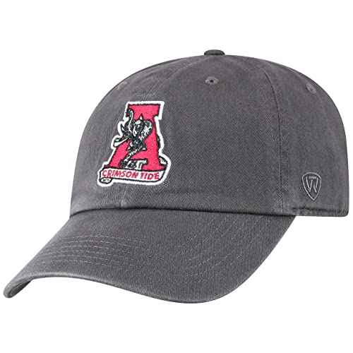 0e2530c21da Top of the World NCAA Men s Vintage Hat Adjustable Charcoal Vault Icon