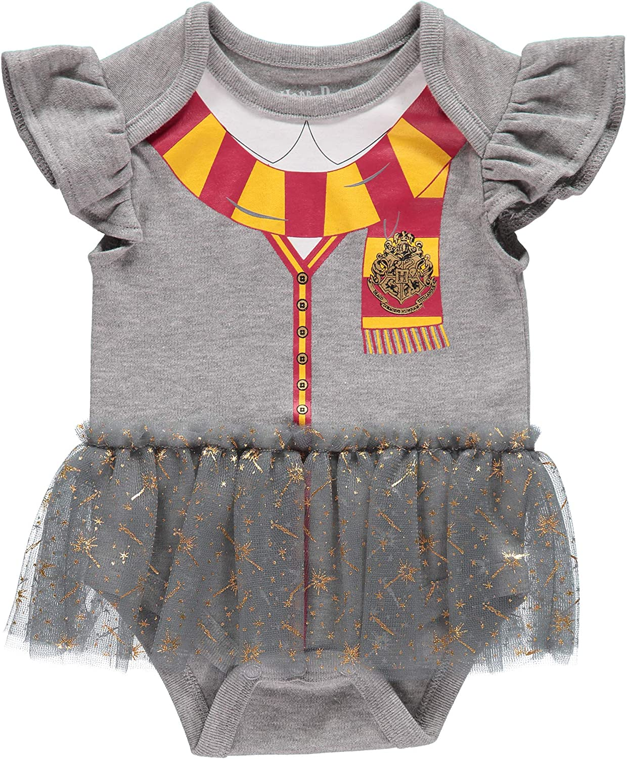 Harry Houston Mall Potter Inventory cleanup selling sale Baby Girl's Creeper Short Sleeve Tutu Bodysuit