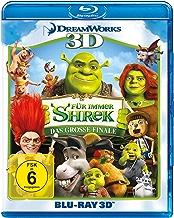Fuer Immer Shrek: Blu-ray 3D + 2D