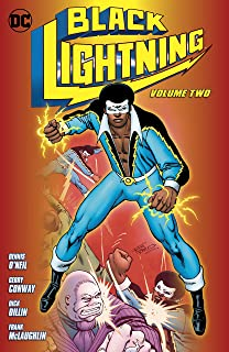Black Lightning Vol. 2 (Black Lightning (1977-1978))