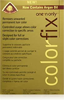 Best colorfix hair color remover on black hair Reviews