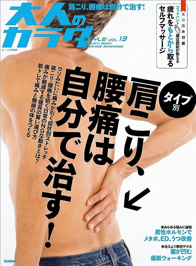 エイリアンマトリックス除外する大人のカラダSTYLE VOL.13 [雑誌]