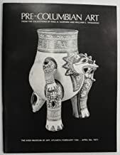 Pre-Columbian Art From the Collections of Paul A. Clifford and William C. Thibadeau