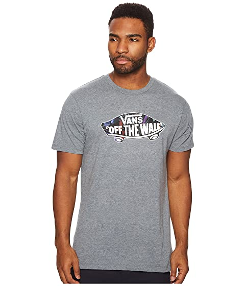 logo OTW de Floral Heather Neo Camiseta Vans de Grey con relleno CItXOxRqw
