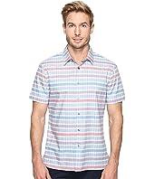 Perry Ellis - Horizontal Stripe Shirt