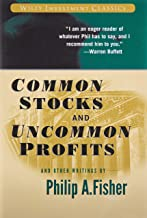 Best common stocks and uncommon profits book Reviews