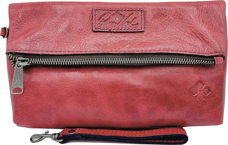 Outlet sale feature Patricia Nash Leather Valerie Nippon regular agency Wristlet in Purse Handbag Clutch M