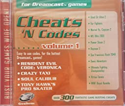 Import Enabler for PAL and Japanese Games & Game Shark Cheats 'N Codes for Sega Dreamcast Games