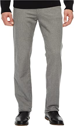 34 Heritage - Charisma Relaxed Fit in Grey Winter Twill
