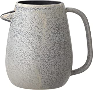 Bloomingville Kendra Jug Grey Stoneware