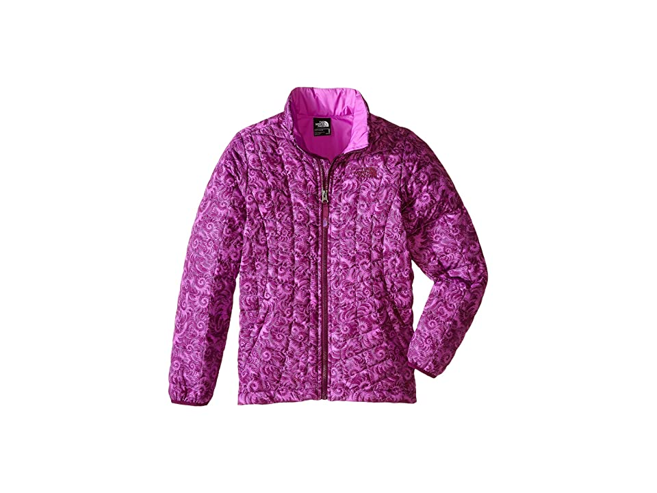 The North Face Kids Thermoball Full Zip Jacket (Little Kids/Big Kids) (Sweet Violet (Prior Season)) Girl