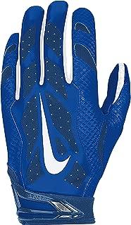 Men's Nike Vapor Jet 3.0 Football Gloves Game Royal/Gym Blue/Black/White Size X-Large