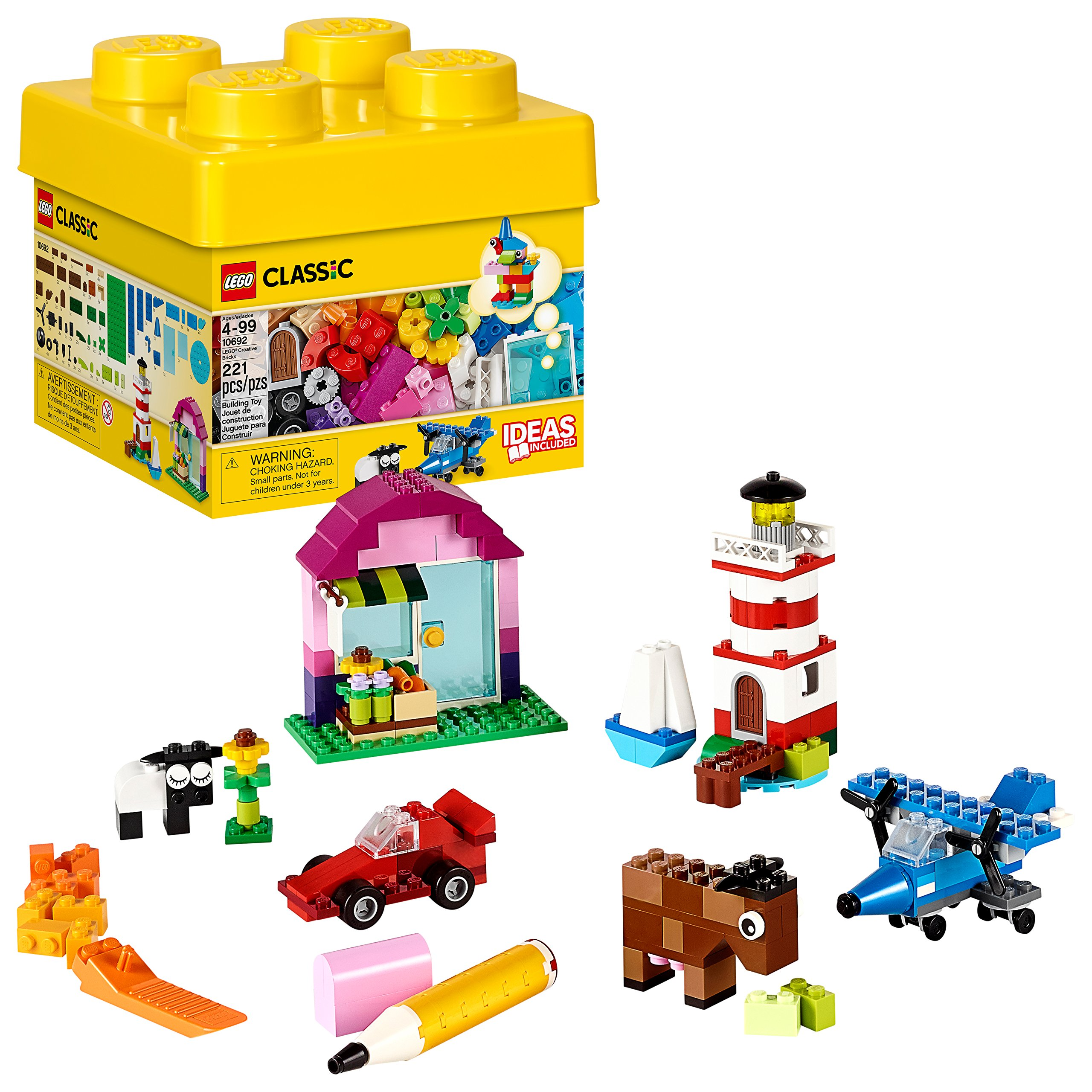 LEGO Classic Creative Building Learning