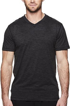 Sleeveless Yoga /& Workout Shirt Gaiam Mens Everyday Basic Muscle Tank Top