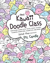 Candle, P: Mini Kawaii Doodle Class: Sketching Super-Cute Ta