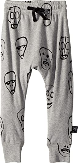 Nununu Skull Mask Baggy Pants (Infant/Toddler/Little Kids)