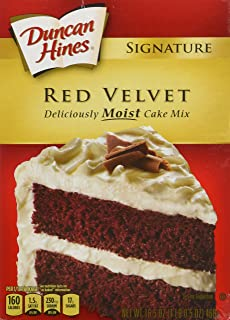 Best duncan hines red velvet cake mix ingredients Reviews