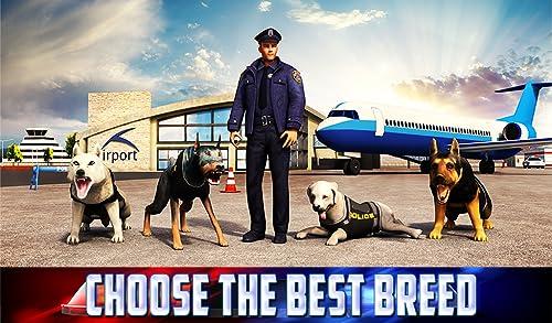 『Airport Police Dog Duty Sim』の6枚目の画像