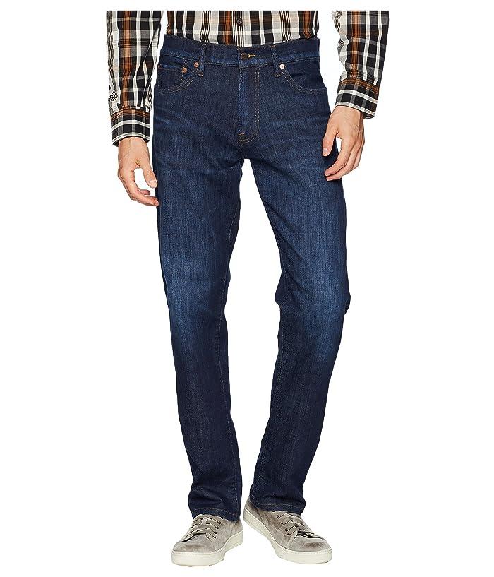 Lucky Brand  221 Original Straight Jeans in Belfield (Belfield) Mens Jeans