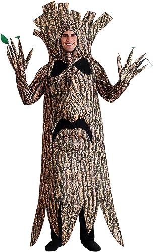 100% autentico Adult Plus Plus Plus Talla Terrifying Tree Fancy Dress Costume 2X  bienvenido a elegir