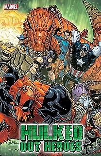 Hulk: World War Hulks - Hulked Out Heroes (World War Hulks: Hulked-Out Heroes (2010))