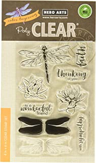 Hero Arts Clear Stamp Colour Layering Dragonfly