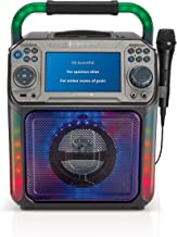 Singing Machine Groove XL – Black Karaoke System (STVG782BK)