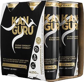 Kanguru Energy Drink 250mL (4 Pack)