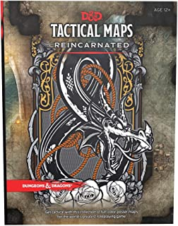 Dungeons & Dragons Tactical Maps Reincarnated (D&D Accessory