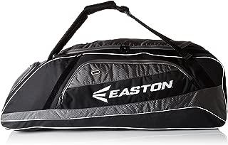 Easton E500T Bat & Equipment Tote Bag   Baseball Softball   2020   3 Bat Compartment   Vented Pockets   Side Pocket   Interior Valuables Pocket   Water Bottle Pocket   Backpack Straps   Fence Hook