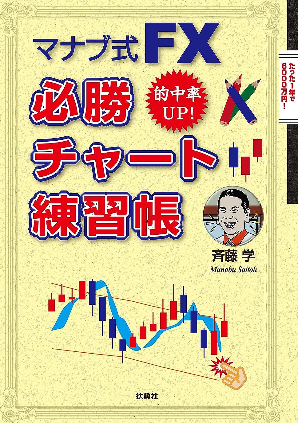 書くキャプテンブライ醸造所マナブ式FX 必勝チャート練習帳 (扶桑社BOOKS)