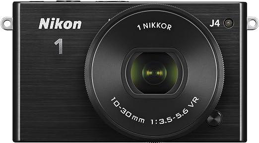 Nikon 1 J4 Systemkamera 18 Megapixel 7 5 Cm 3 Zoll Lcd Display