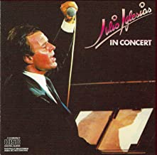 In Concert Live Edition by Iglesias, Julio (1990) Audio CD