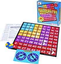 """Learning Advantage 4790 Multifactor Game, Grade: 3 to 7, 9"""" Height, 2.5"""" Width, 8.5"""" Length"""