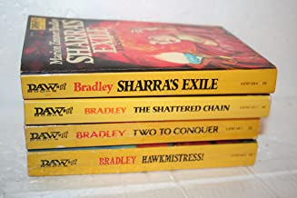 Marion Zimmer Bradley's Darkover Collection: #6 - Hawkmistress; #7 - Two to Conquer; #10 - The Shattered Chain; #21 - Shar...