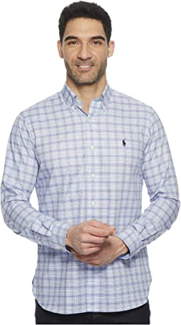 Twill Long Sleeve Sport Shirt