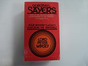 Dorothy Sayers Box Set (Four Mystery Classics Featuring the Inimitable Lord Peter Wimsey, Box Set: Whose Body?; Strong Poi...