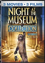 Night At The Museum Movie Collection (Bilingual)