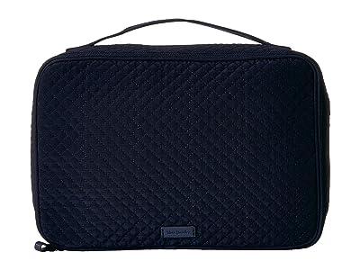 Vera Bradley Large Blush Brush Case (Classic Navy) Luggage