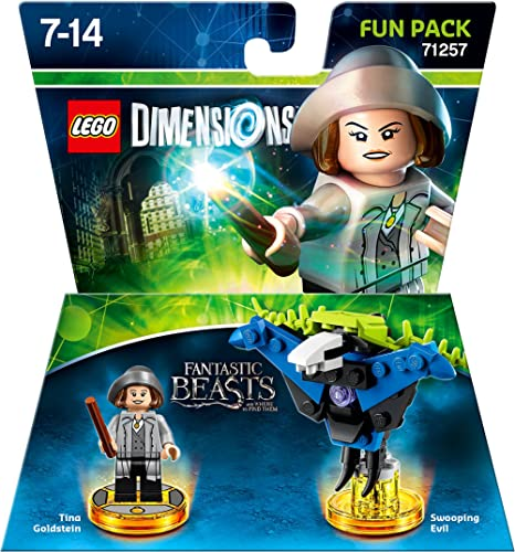 Figurine 'Lego Dimensions' - Les Animaux Fantastiques - Pack Héros Tina : Fun Pack