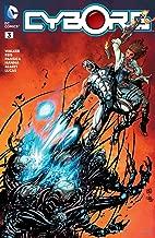 Cyborg (2015-2016) #3 (Cyborg (2015-))