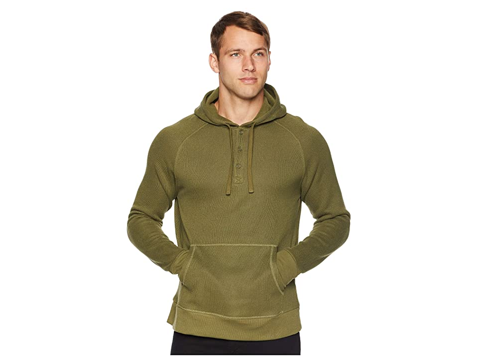 United By Blue Auckland Pullover Hoodie (Olive) Men