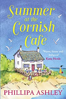 Summer at the Cornish Cafe: The perfect summer romance (The Cornish Café Series, Book 1)