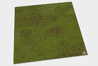 Grassland Plain - Tapete para Wargames (4x4 (122x122cm))