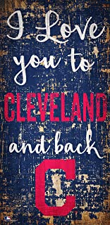Fan Creations MLB Cleveland Indians 6