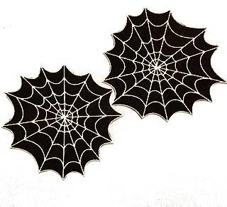 Spiderweb Nipple Pasties (Glow In The Dark!)