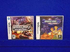 Advance Wars x2 Dark Conflict + Days of Ruin (Dual strike) [DS]