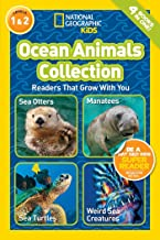 National Geographic Readers: Ocean Animals Collection