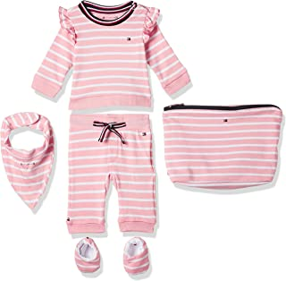 Tommy Hilfiger Baby Rugby Stripe Clothing Gift pack