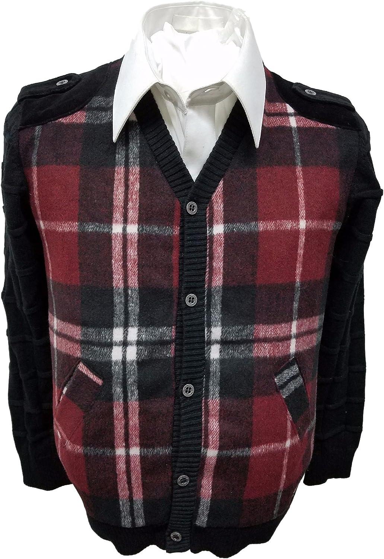 Viero Richi Cardigan Sweater 100% Cotton # 2372